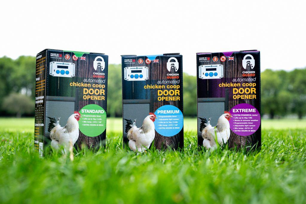 Chickenguard Automatic Chicken Coop Door Opener My