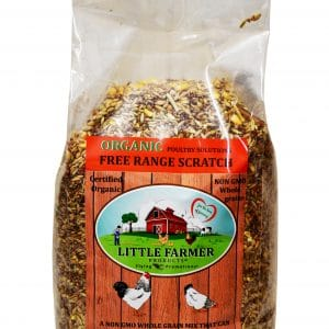 free range organic scratch