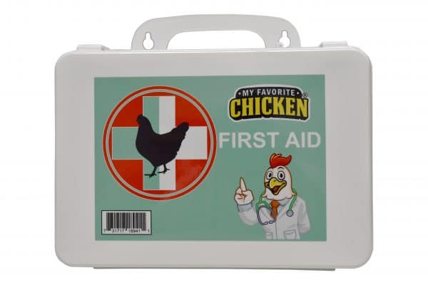 poultry first aid
