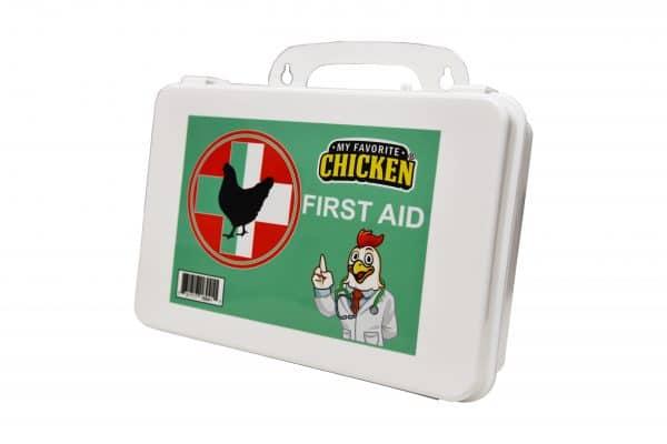 My Favorite Chicken First Aid Kit