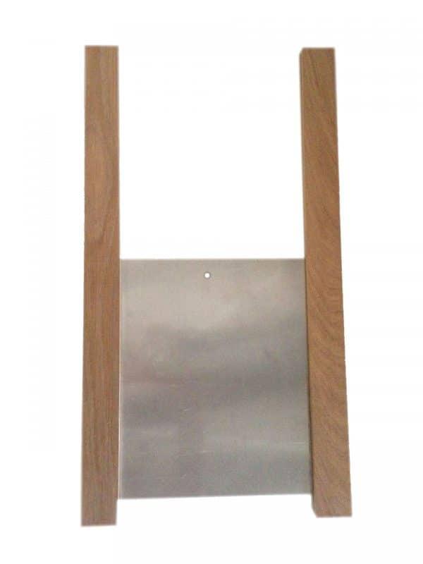 classic wood coop door kit