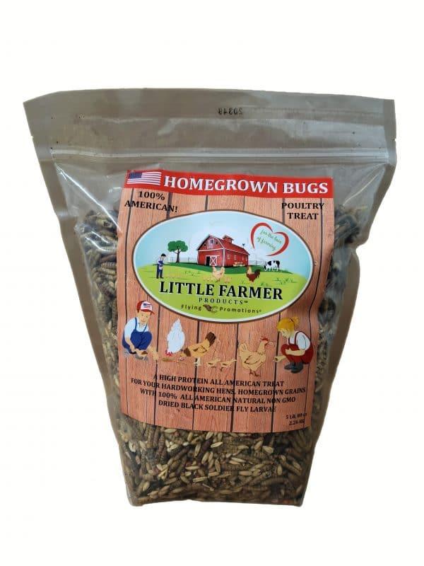 homegrown bugs