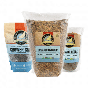 Organic Poultry Grower kit