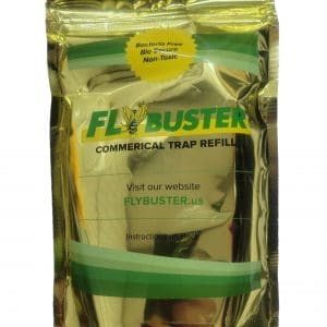 flybuster commercial refill pack front