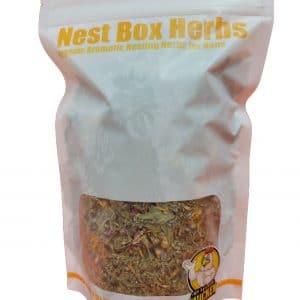 nest box herbs organic
